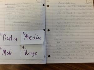 math journal - grade 4