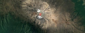 3D Imagery from the top of Mt. Kilimanjaro